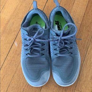 Nike Free in grey
